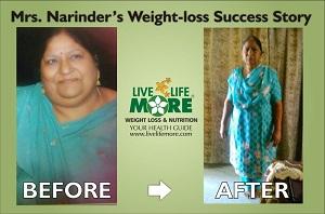 Narinder-weight-loss-Success-Story