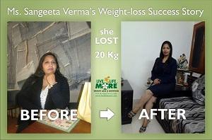 Sangeeta-weight-loss-Success-Story-female