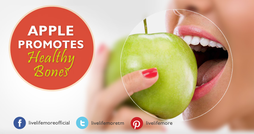 An Apple a Day May Keep Osteoporosis Away
